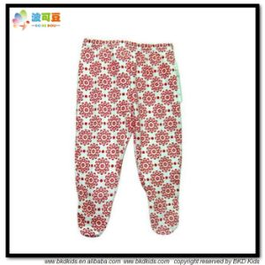 Plain Red Baby Apparel Custom Size Toddler Pants pictures & photos