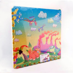 Baby Mat Toy Interlocking EVA Foam Floor Puzzle Play Mat (H1308053) pictures & photos
