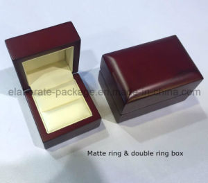 New Fashion Matte Cherry Wood Watch Packing Box pictures & photos