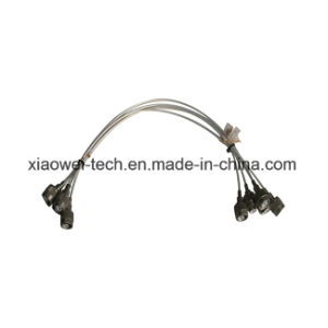 MMCX Male Ra Connector to SMA Female Connector Cable Assembly pictures & photos