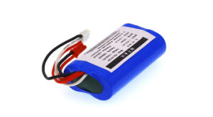 7.4V 18650 1500mAh 8.4V Li-Lon Rechargeable Batteries Aircraft Battery pictures & photos