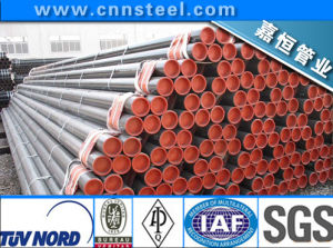 API 5L Petro Oil and Gas Transportation Seamless Pipe pictures & photos