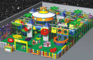 Sports Series Kindergarten Indoor Play Playground for Kids pictures & photos
