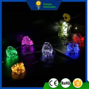 Christmas Decorative Waterproof 10m LED Copper String Light pictures & photos