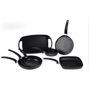 Highg Quality Nonstick Coated Aluminum Pans Crepe Pans Set