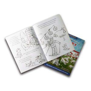 Art Paper Offset Printing Story Book Printing for Children pictures & photos