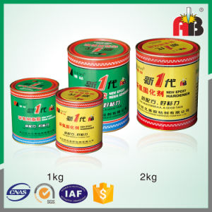 Two-Part Waterproof Epoxy Resin Ab Adhesive Used for Building Material pictures & photos