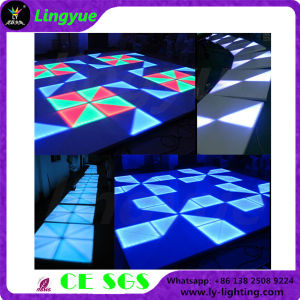 Illuminated Dance Floor LED Concert Stage Flooring pictures & photos