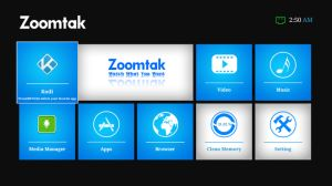 Android 6.0 Kodi 17.3 Octo Core TV Box Zoomtak Vplus pictures & photos