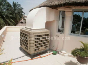Low Energy Consumption Evaporative Cooling Tower / Air Conditioner (JH18LP-18T8-1) pictures & photos
