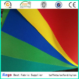 High Density 600d Knife PVC Coating Fabric with Good Tear Strength Price Per Meter pictures & photos