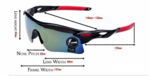 Sports Men Women Bike Bycicle Cycling Eyewear Sunglass pictures & photos