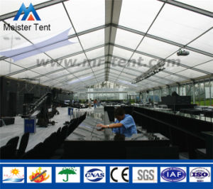 Large Clear Span Outdoor Transparent Roof Wedding Party Event Tents Marquee pictures & photos