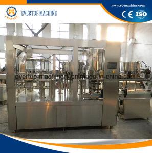 Automatic CO2 Beverage Production Filling Line pictures & photos