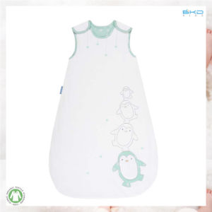Soft Handfeel Baby Clothes Custom Size Baby Sleeping Bag pictures & photos