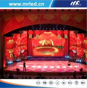 P4.81mm Full Color Outdoor LED Display for Outdoor Rental Projects by Mrled pictures & photos