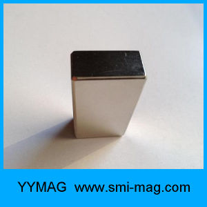 Factory Price for 50X30X12 N42 NdFeB Magnet pictures & photos