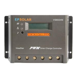 Epever 60A 12V/24V Vs6024n PWM Solar Panel Regulator Vs6024bn pictures & photos