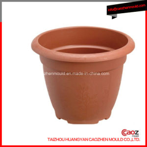 Plastic Injection/ Household Flower Pot Mould in China pictures & photos