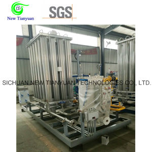 Pressure Regulating Unit & Metering Skid for Gas Station