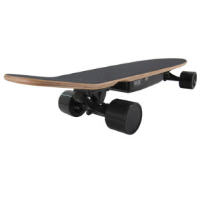 Electric Mini Skateboard Wireless Control pictures & photos