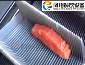 Desktop Pork/Beef /Mutton Fish Meat Bias Cutting Slicing Machine pictures & photos
