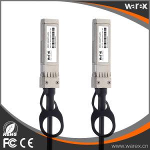 SFP-H10GB-ACU15M Compatible 10G SFP+ Direct Attach Copper Cable 15M pictures & photos