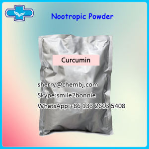 Wholesale Natural Health Plant Extract Powder Curcumin pictures & photos