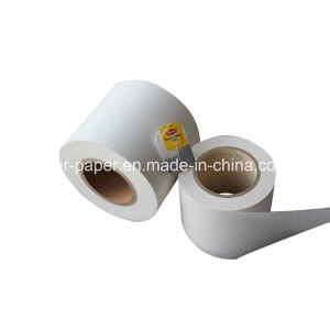 Wood Pulp Material 23GSM Non Heat Sealable Tea Bag Filter Paper pictures & photos