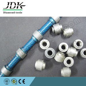 Recommended Diamond Wire Saw for Granite Block Squaring Tools pictures & photos