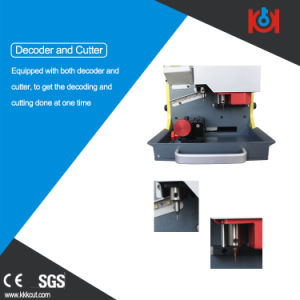 Great Promotion latest Software Key Making Machine Used Key Cutting Machine Price on Sale for Russian pictures & photos