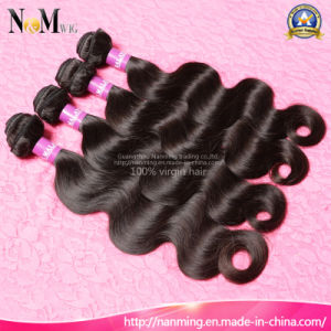 Wholesale Products Hair Can Be Dyed Malaysian Virgin Hair (QB-MVRH-BW) pictures & photos