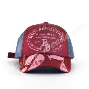 5 Panel Washed Cotton Twill Children Caps&Hats pictures & photos