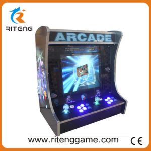 Pacman Mini Bartop Arcade Cabinet 2 Players Games Machines pictures & photos