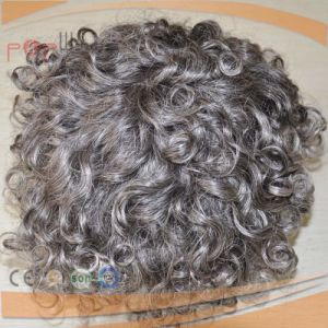 Mens Toupee, Hair Piece, Hair Replacement System pictures & photos