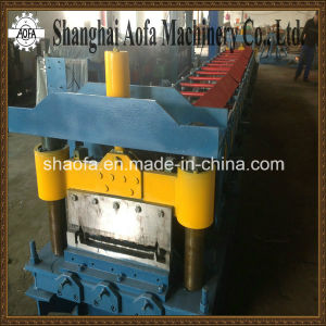 Self-Lock Roof Sheet Roll Forming Machine Ghana Pouplar Design pictures & photos