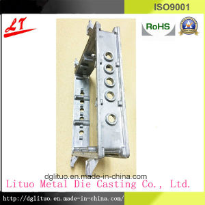Aluminum Alloy Die Casting Metal Part for Motor Frame pictures & photos