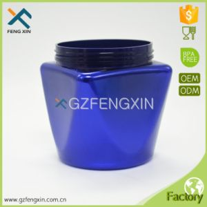 Wholesale Blue Unique 800ml Plastic Container Food Packaging pictures & photos