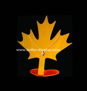 Acrylic Tree Shaped Earring Display Stand Wholesale pictures & photos