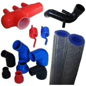 45 Degree Silicone Elbow Hose / Silicone Hose Custom / Silicone Tubing, ISO Certificated pictures & photos