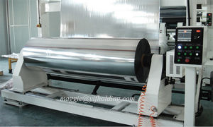 Metalized BOPP Film for Laminating with Paper pictures & photos