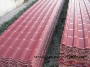 Environment Friendly Synthetic Resin Roof Tile Slate Roof Tiles pictures & photos