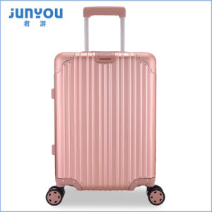 Good Quality New Design 20 24 Inch Aluminum Frame Luggage pictures & photos