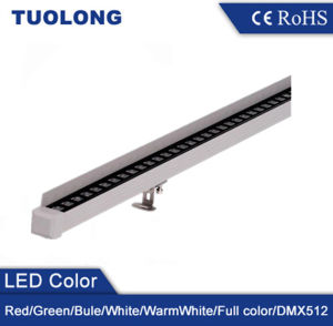 Epistar SMD5050 12W LED Linear Light LED Wall Washer with Baffle pictures & photos