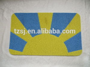 Printed Door Mat Roll Carpet Advertising Mat pictures & photos
