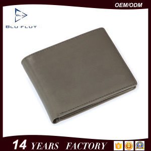 High Quality Genuine Soft Full Grain Cowhide Leather Wallet pictures & photos
