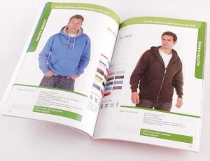 Fashion Company Catalogue Booklet Design Customized Brochure pictures & photos