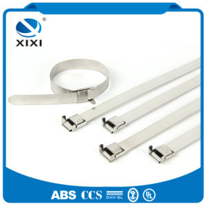 Self Locking Metal Cable Ties Stainless Steel pictures & photos