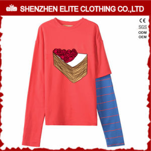 Custom Women′s Clothes Bulk Pullover Sweatshirts (ELTHI-63) pictures & photos