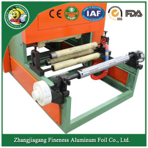 Bottom Price New Arrival Full Automatic Aluminum Foil Rewinder pictures & photos
